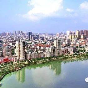 岳阳市生态环境局来湘阴调研村庄清洁