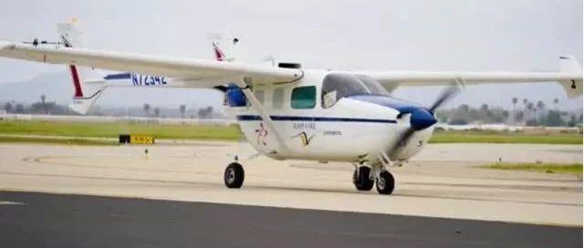新突破!世界最大混合动力电动飞机成功首飞