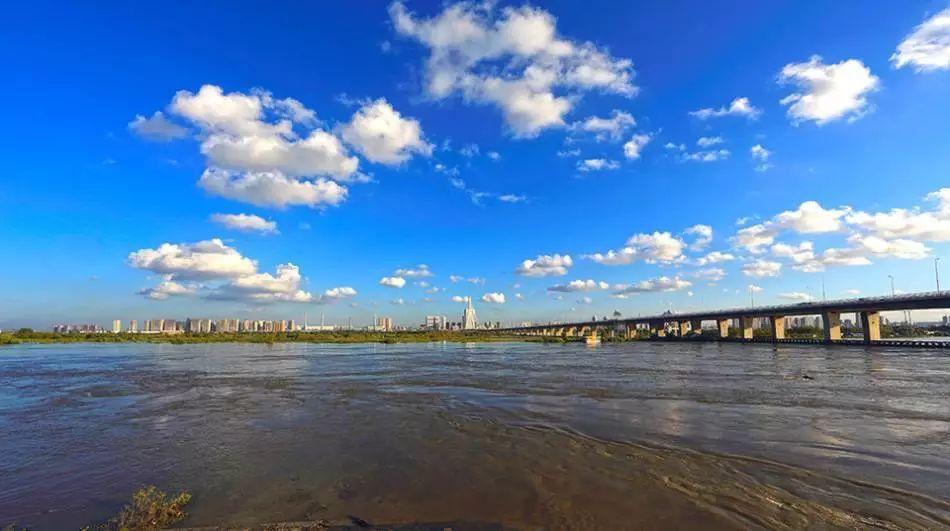 哈尔滨水环境质量稳步改善总体向好 磨