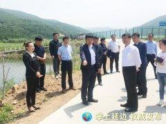 延吉市委书记姜虎权调研中央环保督察