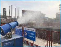 天津多部门联手实施扬尘污染管控专项行动