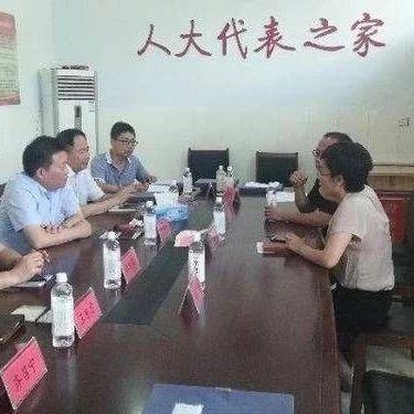 河北省环境监察专员牛晓东带队调研邯郸鸡泽大气污染综