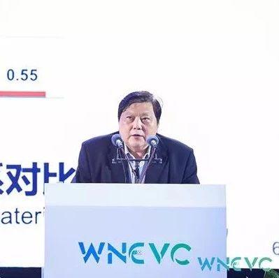 中国工程院吴锋:中国动力电池及相关