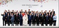 """G20峰会,大阪蓝海愿景真""""塑料"""""""