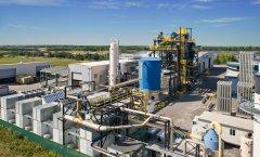 PLASCO气化和等离子精炼系统(GPRSTM
