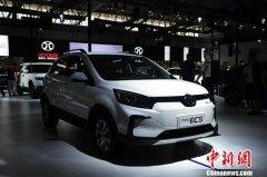 专家称新能源汽车将成中国汽车产业崛起关键