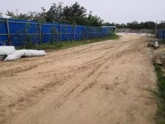 郑州市二七区侯寨水厂工程鼎盛大道段存在多处环境污染问题