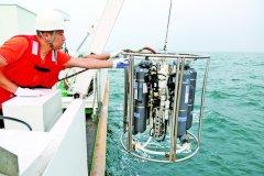渤海水质监测夏季航次开启 辽东湾航段