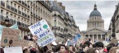 """全球7000多所高等学府发起""""气候紧急"""