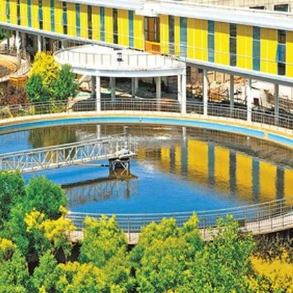 城市污废水全收集天津中新生态城实现