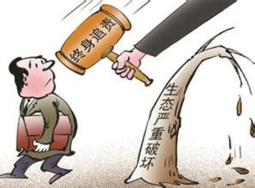 湖北省推进生态环境损害赔偿制度改革