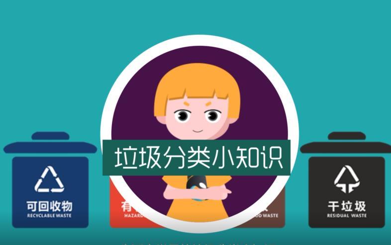 科普动画:垃圾分类究竟该怎么分?