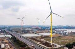 中国分布式风电看江阴