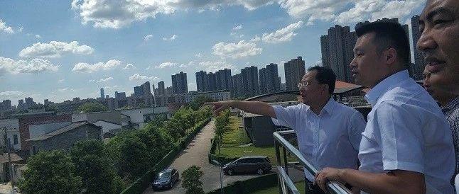 长沙市副市长李蔚调研浏阳河流域截污