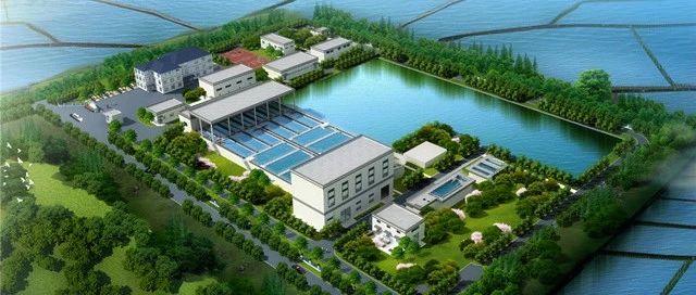 中信环境技术茂名水东湾项目基本建成