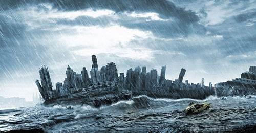 全球变暖,北极融化,人类将何去何从?