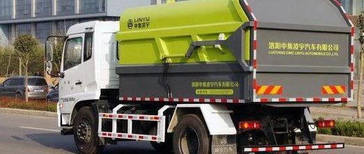 垃圾的运输流程可不是玩笑的哈!