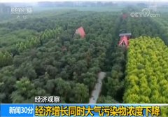 环境质量稳中向好 我国生态文明建设进