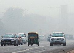 印度德里空气污染严重 研究:非吸烟者患肺癌比例激增