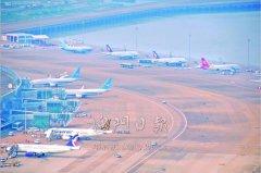 港澳办批覆申请 指示下阶段工作 澳门国际机场扩建晋填海环评