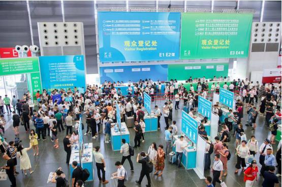 2019上海化工环保展今日开幕,首日观众突破2万!