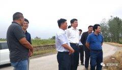 安庆市生态环境局会同市水利局赴望江