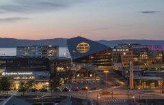 世界上最北端的零能源建筑:获得BREEAM杰出认证