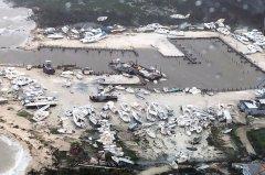 联合国心系飓风多里安灾民 副秘书长实地考察灾情