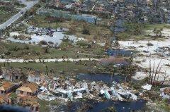 联合国为巴哈马遭受飓风袭击地区提供紧急粮食援助