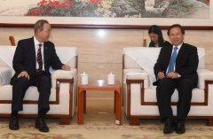 全球适应委员会高级别圆桌会议在京举行