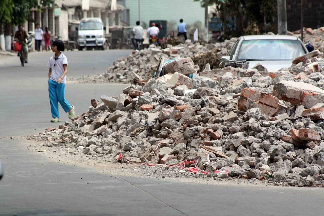 市场广阔 政策加持 建筑垃圾处理必将