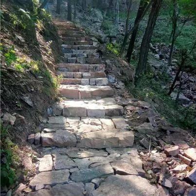 国庆去哪儿?中国首条国家森林步道即
