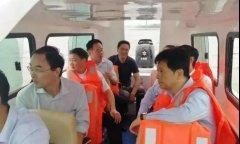 宿州市长杨军调研水污染防治工作