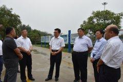 聊城市委常委、组织部长秦存华到莘县