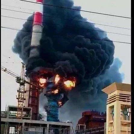 火电厂脱硫吸收塔火灾事故浅析