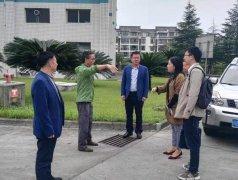 省污普办来游仙区开展第二次全国污染