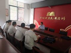 安顺市生态环境局党组书记、局长张登