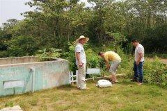 芜湖县组织开展农村生活污水处理设施