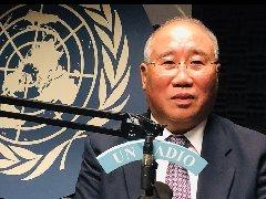 应对气候变化 中国在行动――专访中国气候变化事务特