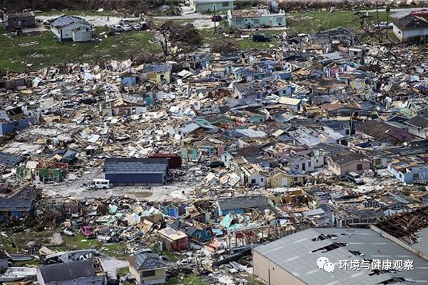 卫生保健行业会加剧全球气候危机