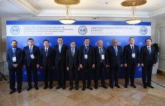第一次上海合作组织成员国环境部长会在莫斯科召开