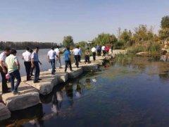 全省水生态环境管理工作座谈会在淄博