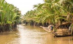 湄公河水位达历史最低,引发水电问题