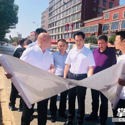长沙县张作林:确保梨江港水质治理成