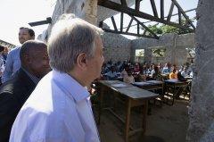 联合国秘书长古特雷斯:不可阻挡的气候变化运动已站稳