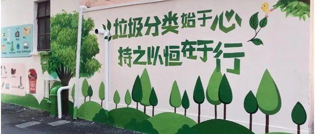"""吴淞街道:""""996""""扔垃圾成难题 小区"""