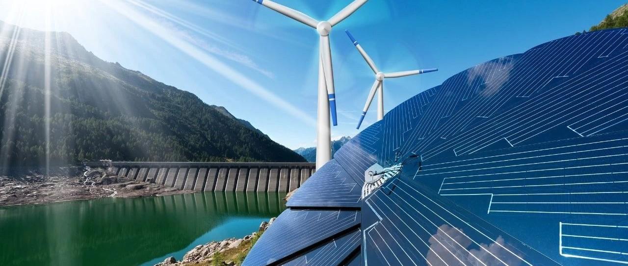 我国最大潮流能发电机组研制成功