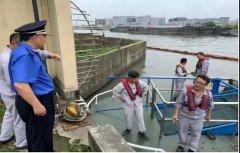 提升苏州河水域市容环境面貌,上海市市容环境卫生水上