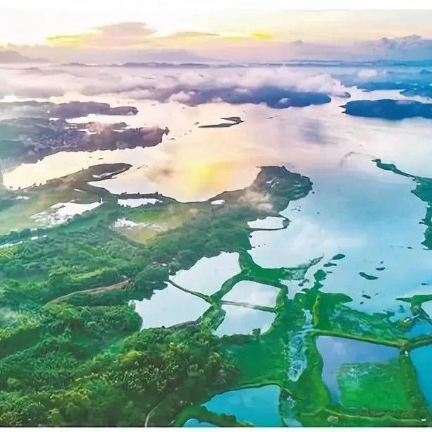 江门市全面完成县级饮用水水源地环境