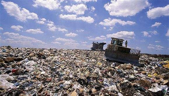 """新型塑料袋问世 有望让""""白色污染""""成为绿色产业"""